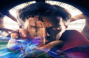 Doctor Strange artwork