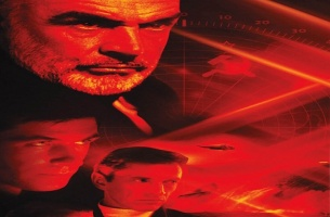 Hunt For Red October artwork