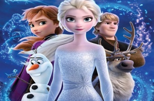 Frozen II artwork