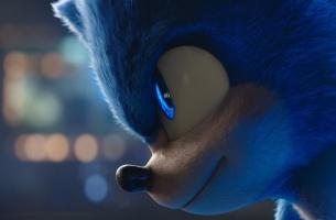 Sonic The Hedgehog artwork