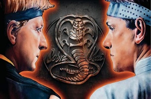 Cobra Kai artwork