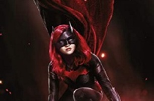 Batwoman S1 artwork