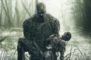 Swamp Thing artwork