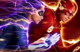 The Flash S6 artwork