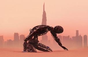 Westworld S3 artwork