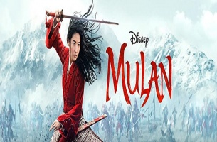 Mulan artwork