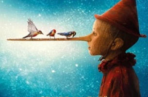 Pinocchio artwork