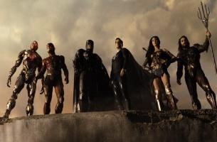 Zack Snyder's Justice League artwork