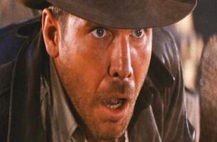 Indiana Jones artwork