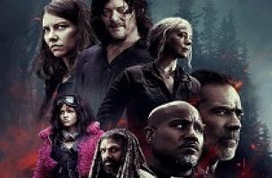The Walking Dead S10 artwork