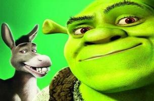 Shrek artwork