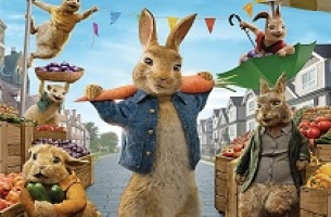 Peter Rabbit 2 artwork