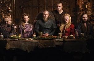 Vikings S4 artwork