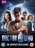 Doctor Who S6 artwork