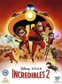 The Incredibles 2 artwork