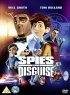 Spies In Disguise artwork