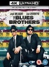 The Blues Brothers artwork
