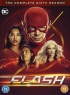 The Flash S6 artwork