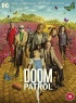 Doom Patrol S2 artwork