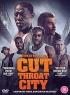 Cut Throat City artwork