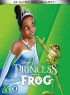 The Princess And The Frog artwork