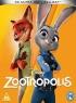 Zootropolis artwork