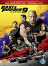 Fast and Furious 9 artwork