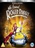 Who Framed Roger Rabbit artwork