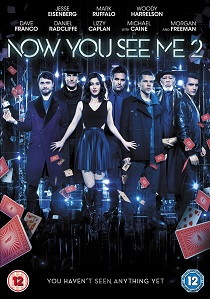Now You See Me 2 artwork