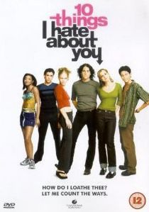 10 Things I Hate About You (1999) artwork