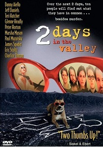 2 Days in the Valley (1996) artwork
