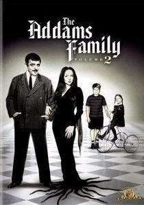 The Addams Family: Volume 2 (1964) artwork