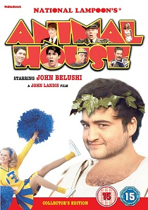 National Lampoon's Animal House (Collector's Edition) artwork