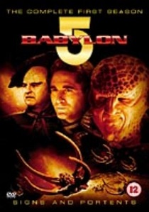 Babylon 5 - Complete Season One (1994) artwork