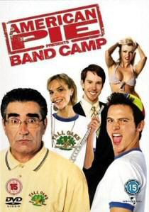 Amercian Pie : Band Camp (2005) artwork