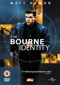 The Bourne Identity (2002) artwork