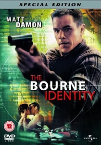 The Bourne Identity: Special Edition (2002) artwork