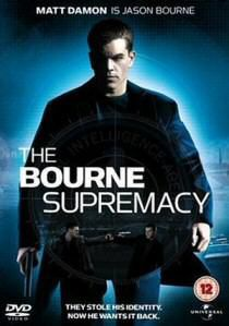The Bourne Supremacy (2004) artwork
