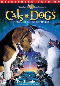 Cats and Dogs (2001) artwork