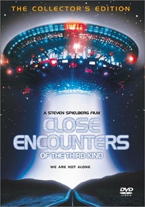 Close Encounters of the Third Kind (1977) artwork
