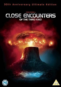 Close Encounters of the Third Kind: 30th Anniversary Edition (1977) artwork