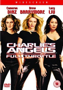Charlie's Angels - Full Throttle (2003) artwork