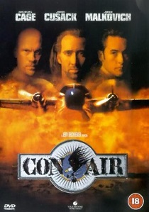 Con Air (1997) artwork