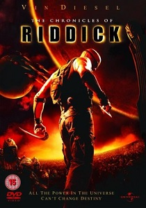 Chronicles of Riddick, The artwork