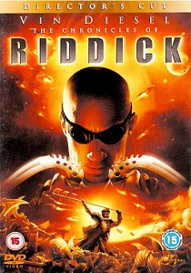 The Chronicles of Riddick: Directors Cut (2004) artwork