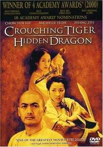 Crouching Tiger, Hidden Dragon (2000) artwork