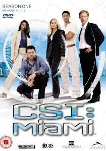 CSI Miami : Season One, Part One (2002) artwork