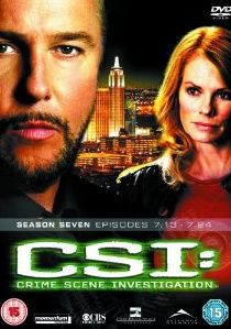 CSI: Season Seven, Part Two (2000) artwork