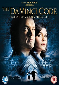 The Da Vinci Code : Extended Cut (2006) artwork
