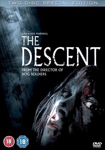 The Descent : Two Disc Collector's Edition (2005) artwork